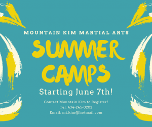 Summer Camps Charlottesville